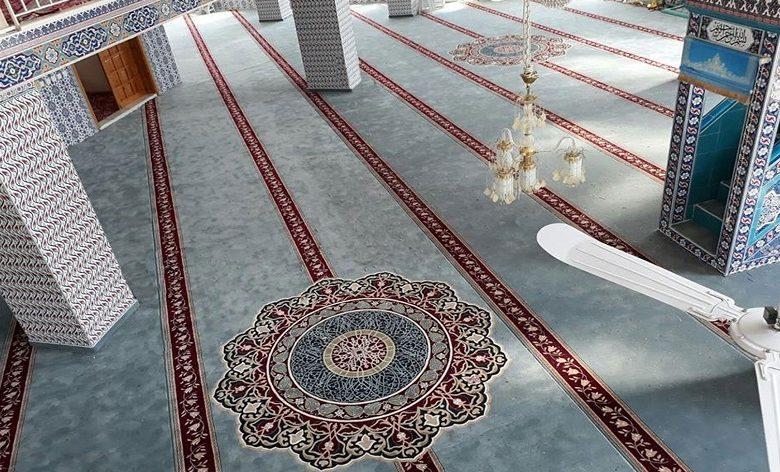 Cami Halısı Sitesi